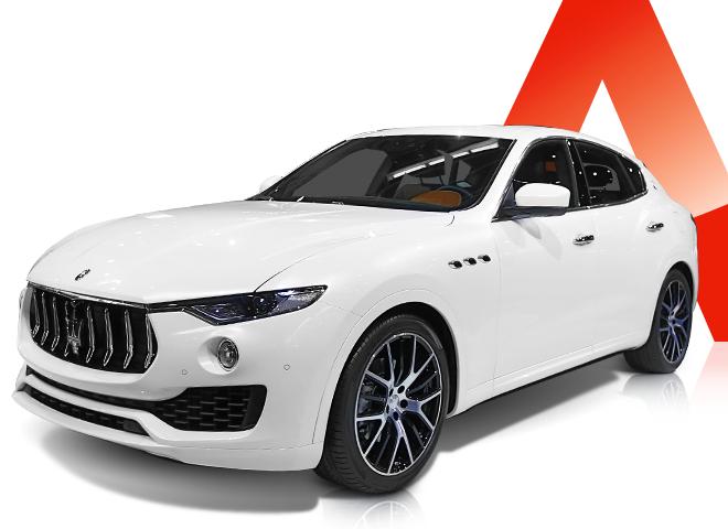 Maserati Levante V6 250cv
