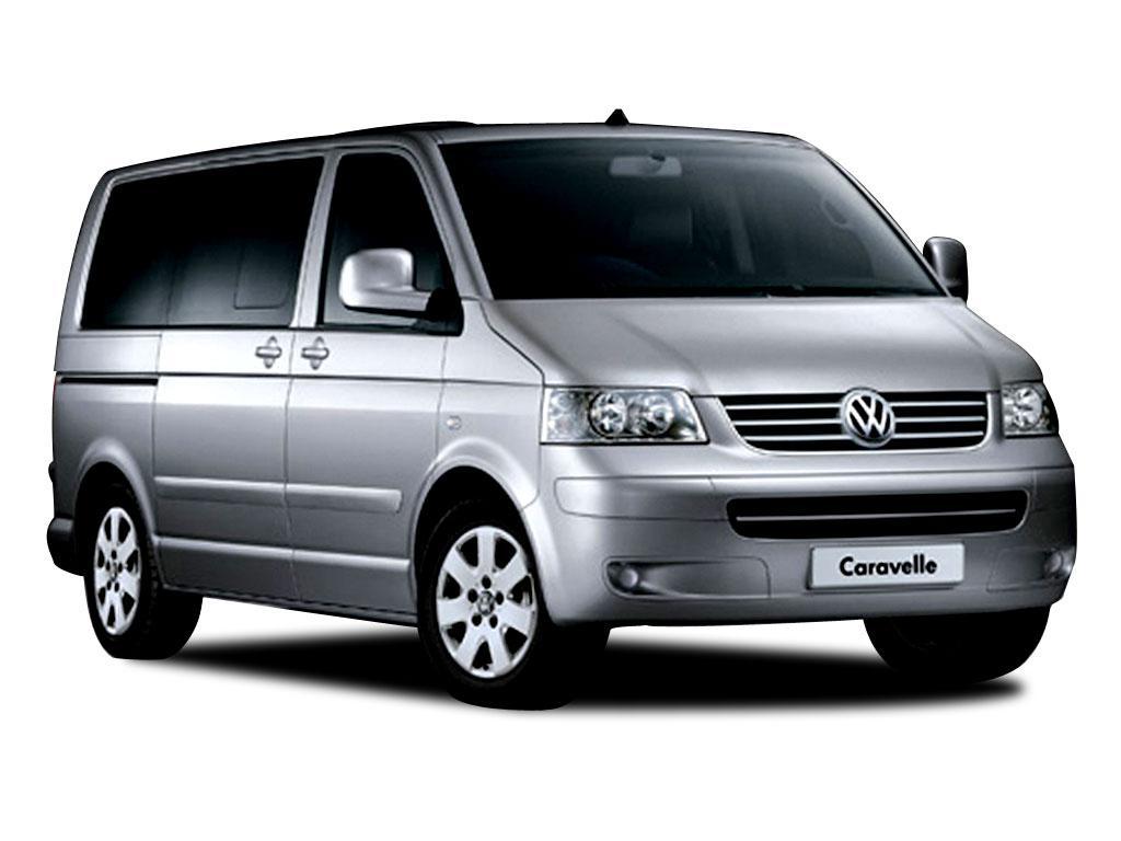Volkswagen Caravelle 6 Posti